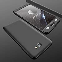 For Samsung Galaxy J7 Prime Kılıf GKK 360 Derece Koruma (SDX5T67)