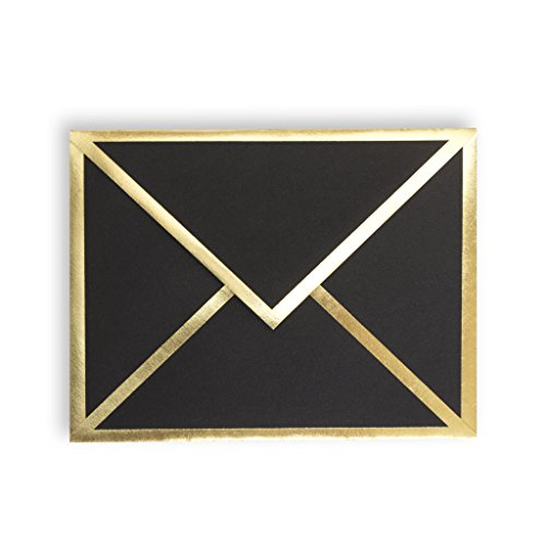 Gold Envelope (Stylist Paper - 4.25