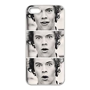 ANCASE Diy Harry Styles Selling Hard Back Case for Iphone 5 5g 5s