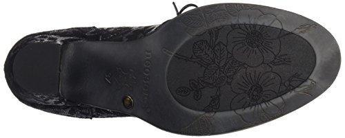 Neosens Women's S278 Fantasy Floral Ebony/Baladi Ankle Strap Heels Multicolour (Floral Ebony) TO565K