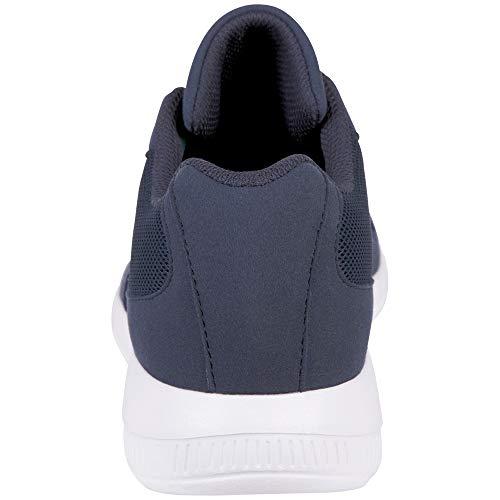 Kappa mint Unisex Blau Navy Adulto Follow – 6737 Sneaker rBpwrqR
