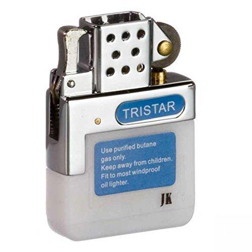 Tristar Gaseinsatz für Benzinfeuerzeuge - Normalflamme