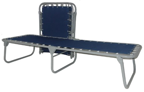 Blantex XB-1 Heavy Duty Steel Folding Spring Cot by Blantex