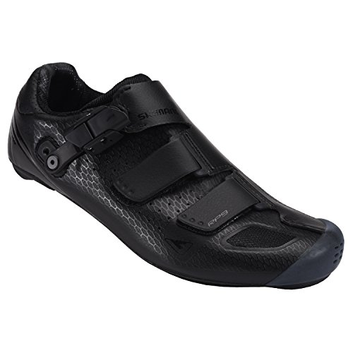 Shimano SHRP9LE (Wide) Flagship Road Performance Shoe Men's Cycling 44 EU Black
