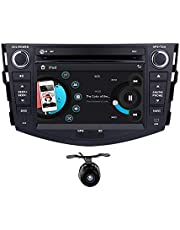 Freeauto Car in Dash Radio per Toyota RAV4 2006 2007 2008 2009 2010 2011 2012 7 pollici Monitor DVD Player GPS Navigation Stereo