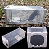 SLB Works Brand New White Humane Rat Trap Cage Animal Pest Rodent Mice Mouse Bait Catch Capture