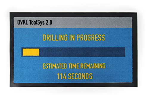 Payday 2 Drilling In Progress Doormat