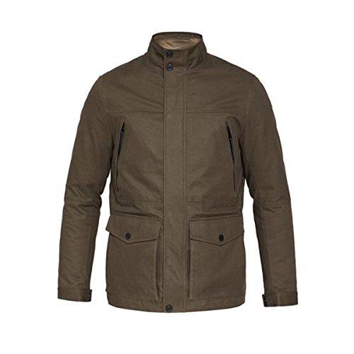 テッドベーカー アウター ジャケット&ブルゾン Nilson Quilted Cotton Field Jacket khaki [並行輸入品] B079BVTDSD Small