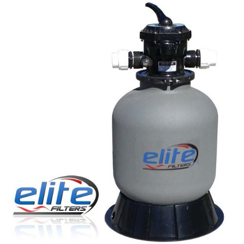 Elite Pumps EPF2 2000 Pond Bead Filter