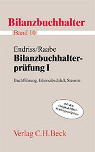Ausbildungspaket Bilanzbuchhalter   Bände 1 11 Der Bilanzbuchhalter Reihe  Bilanzbuchhalter 11 Bde. Bd.10 Bilanzbuchhalterprüfung