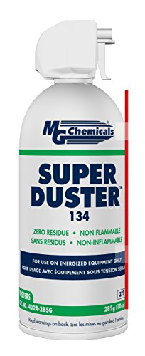 MG Chemicals Super Duster, 285g (10 Oz)  - Compressed Air Aerosol Shopping Results