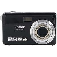 Vivitar ViviCam X327 - Digital camera - compact - 10.1 Mpix - optical zoom: 3 x - supported memory: MMC, SD, SDHC
