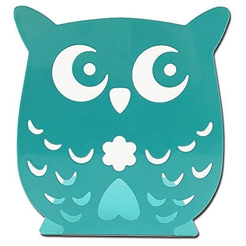 70%OFF Owl Wonderland Bookends - Cute Lightweight Baby Owls