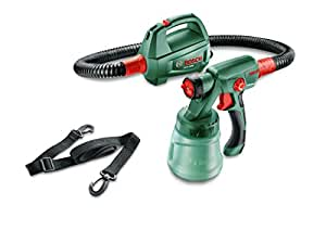 Bosch 0.603.207.000 Sistema de pulverización de pintura 240 V, Verde, 410 W