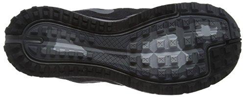 Nike Air Zoom Terra Kiger 3, Scarpe da Corsa Uomo Nero (Black/Cool Grey/Wolf Grey/Dark Grey)