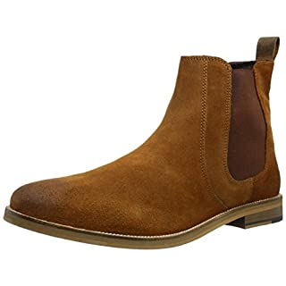 Brown Chelsea Boots for Men