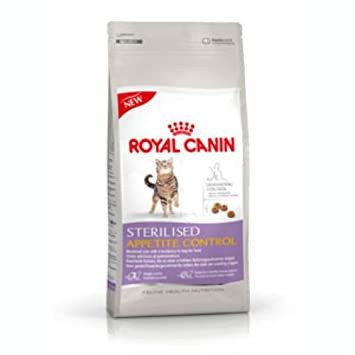 Royal Canin - Comida esterilizada para gatos, 400 g (caja de 6): Amazon.es: Productos para mascotas