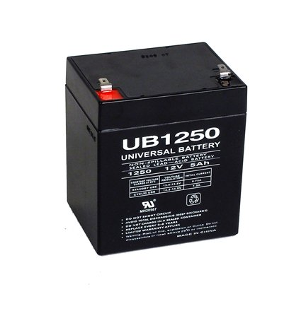 12 volt 5ah battery - 2