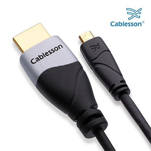 Cablesson Ivuna 39 ft / 12m High Speed HDMI Cable (HDMI Type A, HDMI 2.1/2.0b/2.0a/2.0/1.4) -3D, UHD, ARC, Full HD, Ultra HD, 2160p, HDR - for PS4, Xbox One, Wii, Sky Q. For LCD, LED,4k TVs - Black