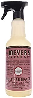 product image for Mrs. Meyer's Clean Day Multi-Surface Everyday Cleaner, Cruelty Free Formula, Rosemary Scent, 16 oz