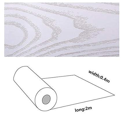 Hode Papier Adhesif Pour Meuble Bois Blanc 40 Cm 200 Cm