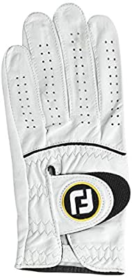 FootJoy Men's StaSof Golf Glove (White)