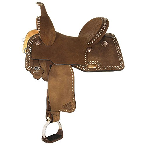 Circle Y Martha Josey Ultimate Renegade Rancher Barrel Saddle 15 Chestnut