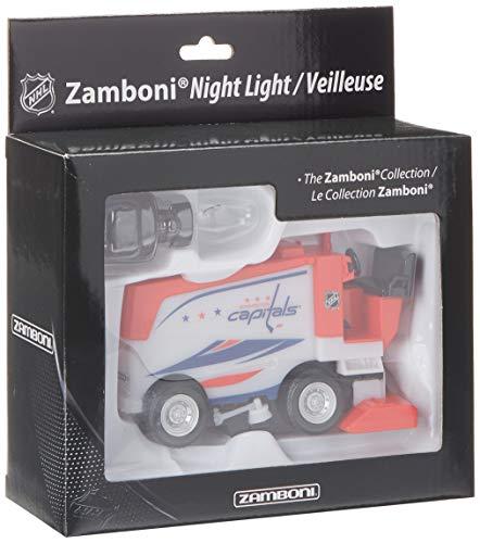 (NHL Washington Capitals Zamboni Night Light)