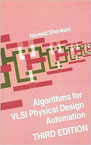 algorithms for vlsi design automation sabih h gerez ebook