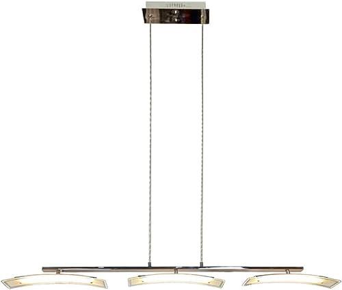 YIFONTIN LED Pendant Light Fixture Hanging Lamp Chandelier Lights 24W 3000K Warm Lights Dimmable