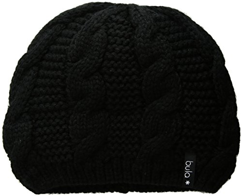 Bula Women's Lulu Beanie, Black, One Size