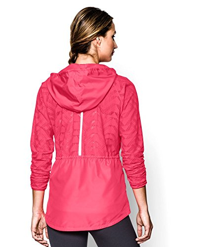 Under Armour Pink Jacket - 8