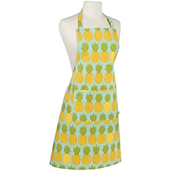 Now Designs Chef's Apron, Pineapples