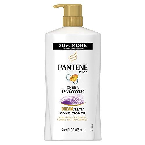 Pantene Pro-V Sheer Volume Conditioner, 28.9 (Pantene Sheer Volume)