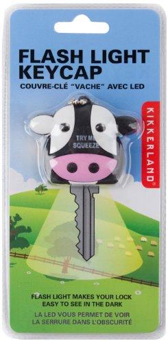 Cow Keychain Led Light - 6