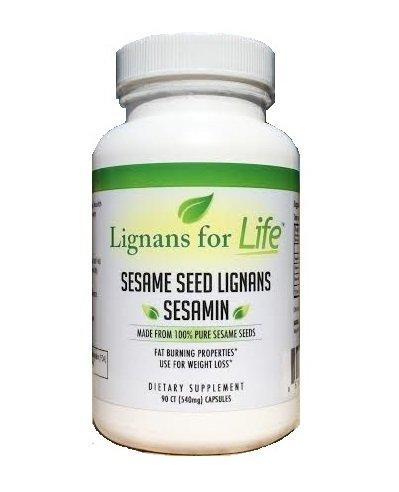 (Sesame Seed Lignans Sesamin)