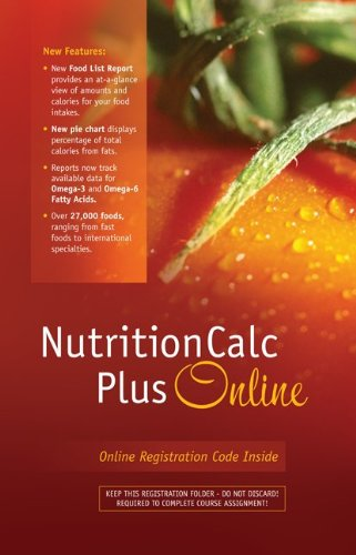 NutritionCalc Plus 3.0