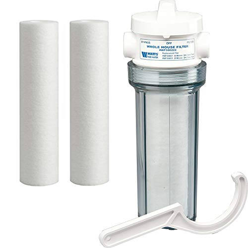 Whole House - Watts WH-LD Premier Whole House Water Filtration System
