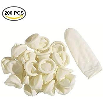 Amazon Com Grafco 3908 M Latex Finger Cots Medium Box