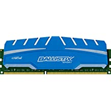 Ballistix Sport XT 4GB Single DDR3 1866 MT/s (PC3-14900) CL10 @1.5V UDIMM 240-Pin Memory Module BLS4G3D18ADS3