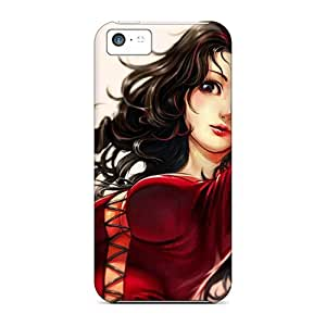 Diy iPhone 6 plus Case Cover Protector For iPhone 6 plus Beutiful Cute Eye Girl Case