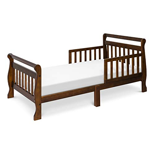 - DaVinci Sleigh Toddler Bed, Espresso