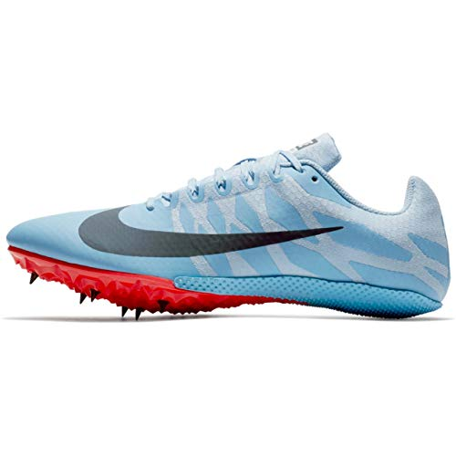 Nike - Zoom Rival S 9-907564446 - Color: White-Light Blue - Size: 11.0