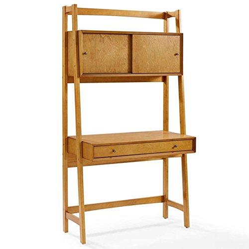 Crosley Furniture Landon Wall Desk - Acorn by Crosley Furniture