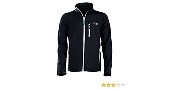 heatsport-kernok Chaqueta Calefactable Soft Shell Chico negra: Amazon.es: Ropa y accesorios