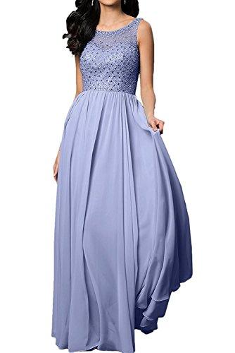 Lang Hundkragen Marie Lawender La Ballkleider Damen Festlichkleider Abendkleider Braut Partykleider xCCIt1Zqw