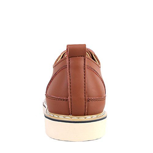 Uomo Wool 40 Cfp Brogue plus brown T6xBqz