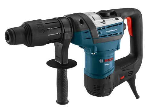 Sds Max Combination Hammer Drill - Bosch 1-9/16-Inch SDS-Max Combination Rotary Hammer RH540M