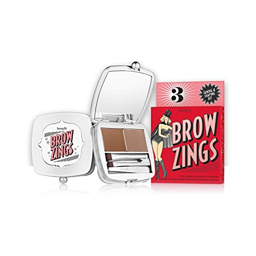 Benefit Brow Zings Total Taming Shaping Kit For Brows – 1 Light 4.35g 0.15oz