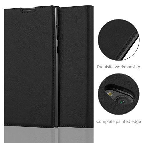 Cadorabo - Funda Book Style Cuero Sintético en Diseño Libro para >                                              Sony Xperia L1                                              <